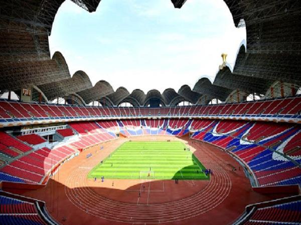 Sân vận động Rungrado lớn nhất thế giới
