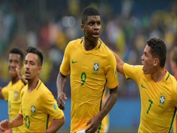 Top thần đồng bóng đá Brazil trẻ tài năng hiện nay