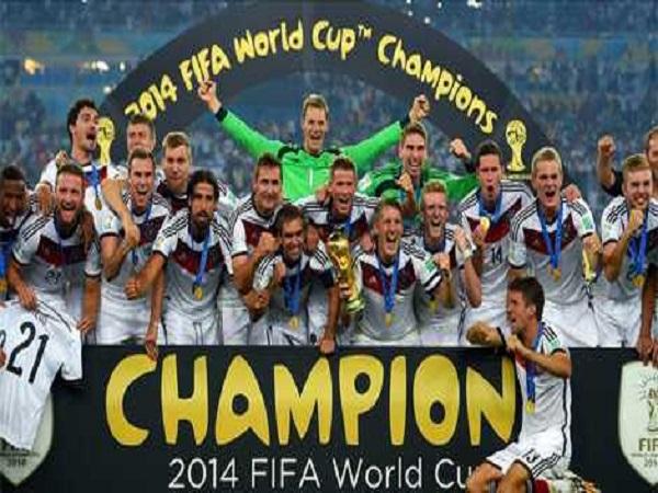 Đức vô địch world cup bao nhiêu lần bạn có biết?